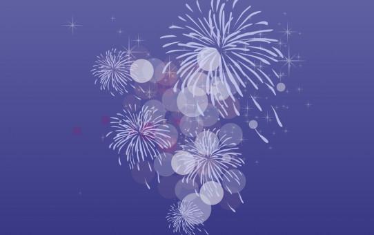 Fireworks-Vector