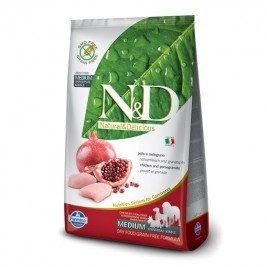 N&D Grain Free Dog Adult Chicken & Pomegranate 2,5 kg