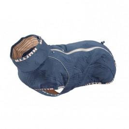 Obleček Hurtta Casual prošívaná bunda modrá 60XL