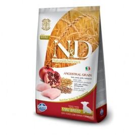 N&D Low Grain DOG Puppy Mini Chicken & Pomegr 2,5kg