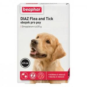 Beaphar obojek DIAZ Flea & Tick pro psy 65 cm