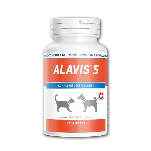 Alavis 5 tbl 90