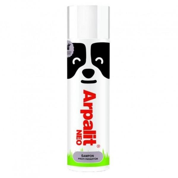 Arpalit Neo šamp. proti parazit. s bamb.ex. 250 ml