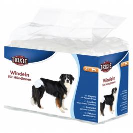 Papírové pleny pro feny XL (12 ks/bal.)