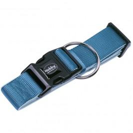 Nobby CLASSIC PRENO extra široký obojek neoprén světle modrá XL