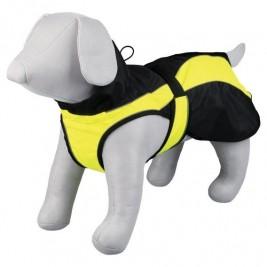 Reflexní obleček SAFETY černo-žlutý L 62 cm