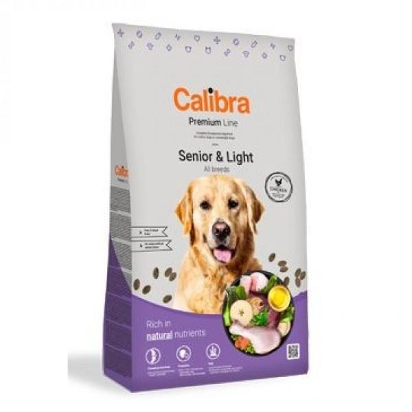 Calibra Premium Line Senior&Light 3 kg