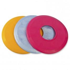 Hračka pes Disk MAX aport plovací Vanil. 25 cm SP