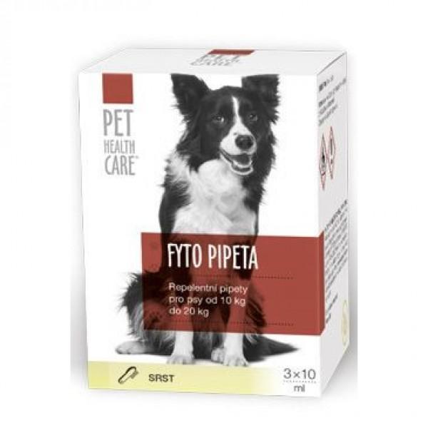 Fyto pipeta pro psy 10-20 kg 3x10 ml
