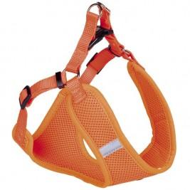 Nobby hrudní postroj L neon oranžová