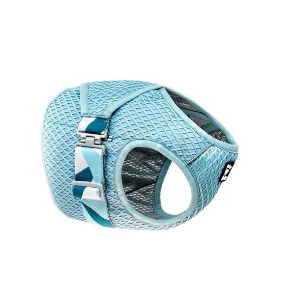 Hurtta Cooling Wrap 65-75 modrá