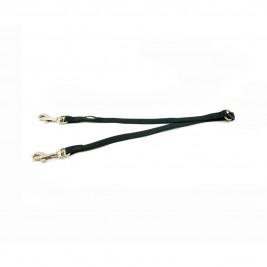 Rozdvojka nylon Nobby Classic - černá 1,00 x 2 x 30 cm