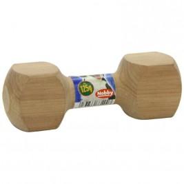 Nobby aportovací činka dřevěná 125g