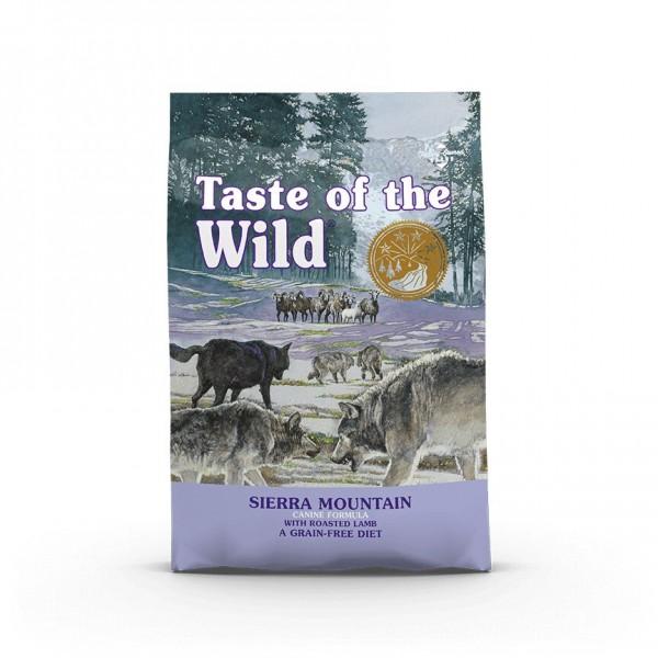 Taste of the Wild Sierra Mountain Canine  2kg