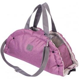 Nobby Ellis růžová taška 3v1 do 7kg 55x26x20cm