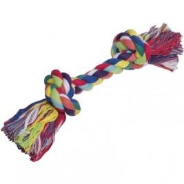 Nobby barevné lano 2x uzel bavlna 270g