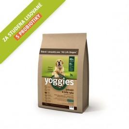 Yoggies Jehnečí a bílá ryba 1,2 kg