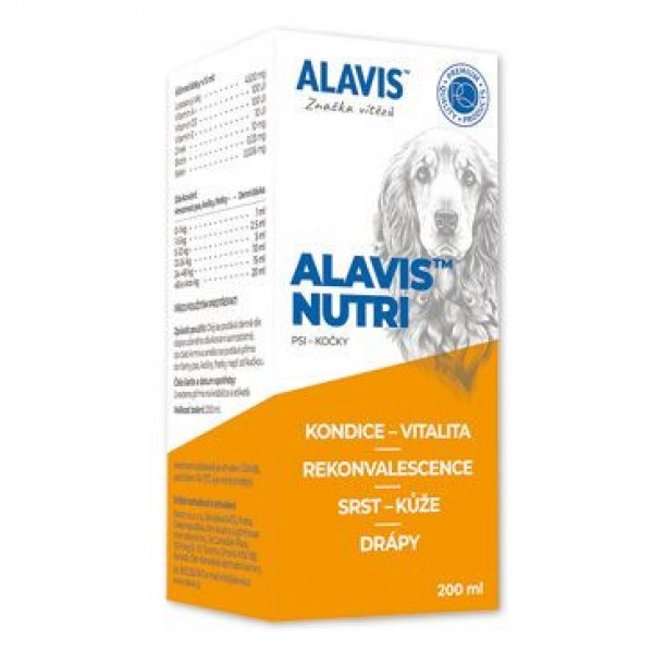 Alavis Nutri pro psy a kočky 200 ml
