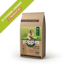 Yoggies Jehněčí a bílá ryba 20 kg