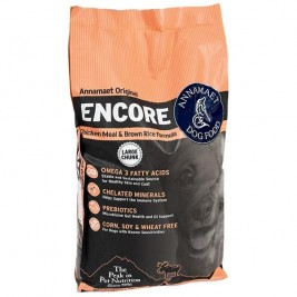 Annamaet ENCORE 25% 18,14 kg (40lb) - velké granule
