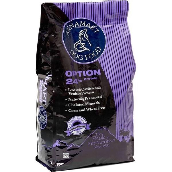 Annamaet OPTION 24% 2,27 kg (5lb)