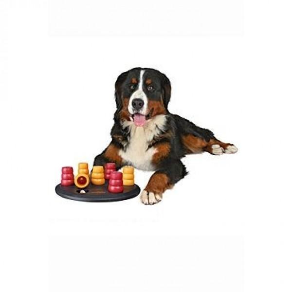 Dog Activity Solitaire kruh s kužely 29 cm