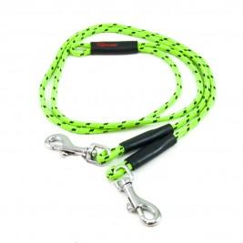 Rozdvojka Tamer mini zelená, černá