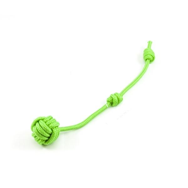 Aportovací hračka Tamer mini světle zelená