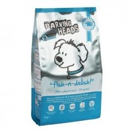 BARKING HEADS Fish-n-Delish GRAIN FREE 2kg
