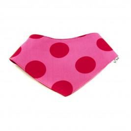 """Šátek na zavazování """"Dunloe"""" růžový vel. M"""