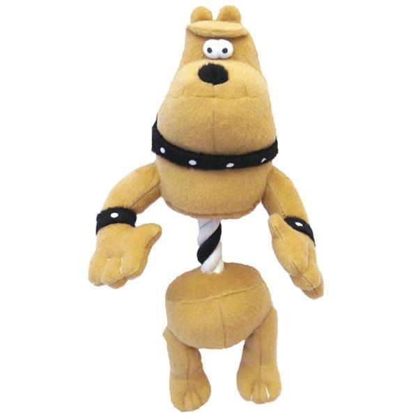 Hračka plyš + bavl. Pes RW 30 cm