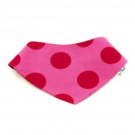 """Šátek na zavazování """"Dunloe"""" růžový vel. L"""