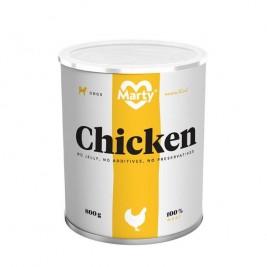 MARTY konz. pro psy - kuře 800 g