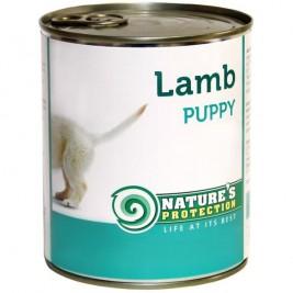 NP Dog konzerva Puppy Lamb 800 g