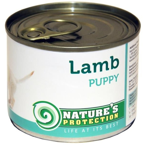 NP Dog konzerva Puppy Lamb 200 g