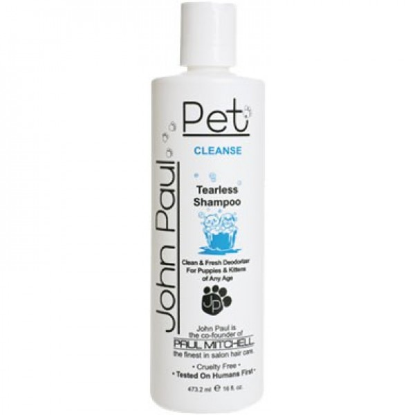 Tearless Puppy Shampoo