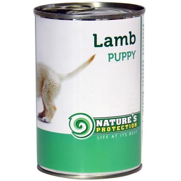 NP Dog konzerva Puppy Lamb 400 g