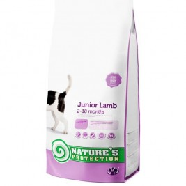 NP Dog Dry Junior Lamb 500 g