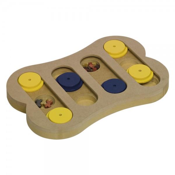 Nobby BrainBoard Glide interaktivní hračka 30x20cm