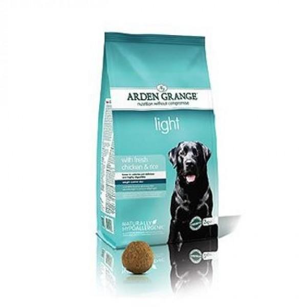 Arden Grange Dog Adult Light 12kg