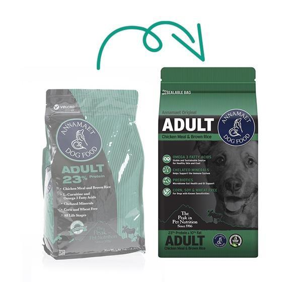 Annamaet ADULT 23% 18,14 kg (40lb)