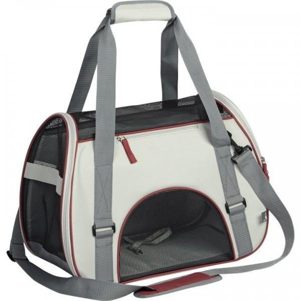 Přepravní taška ALOR do 6 kg šedá 40x20x33 cm