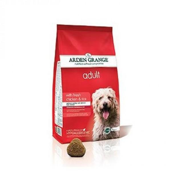 Arden Grange Dog Adult Chicken 6kg