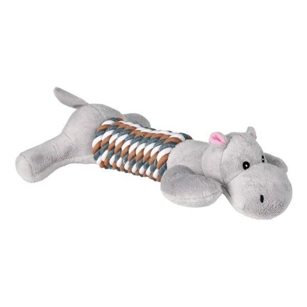 Hračka pes Zvíře aportovací plyš 32cm TR