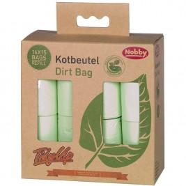 Nobby ekologické rozložitelné sáčky sáčky na psí exkrementy 16 r