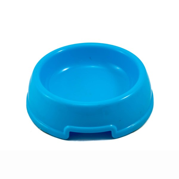 Miska plast modrá MartyPet 550 ml