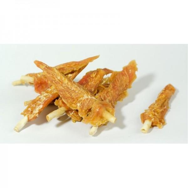 Want pamlsek - plátky kuřecí s kalciovou tyčkou 500 g