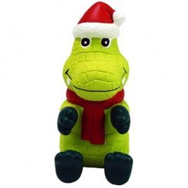 Hračka vinyl vánoč. Aligator S Kong