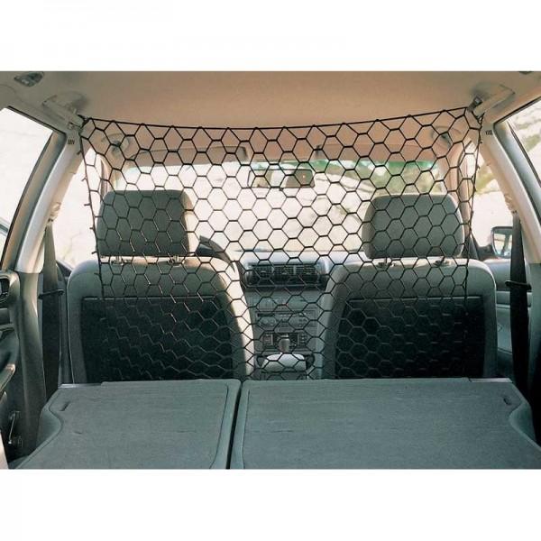 Autosíť (do interiéru auta) 1 x 1m - černá