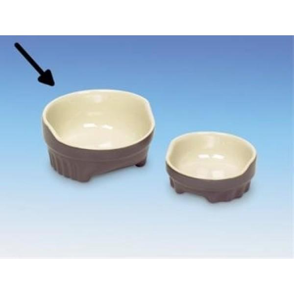 Miska keramická Dog šedá Nobby 14,5 x 6,5 cm